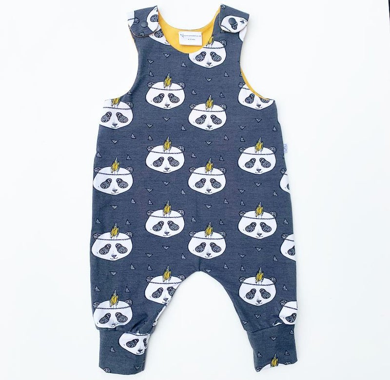 Image of Fred the Panda Romper