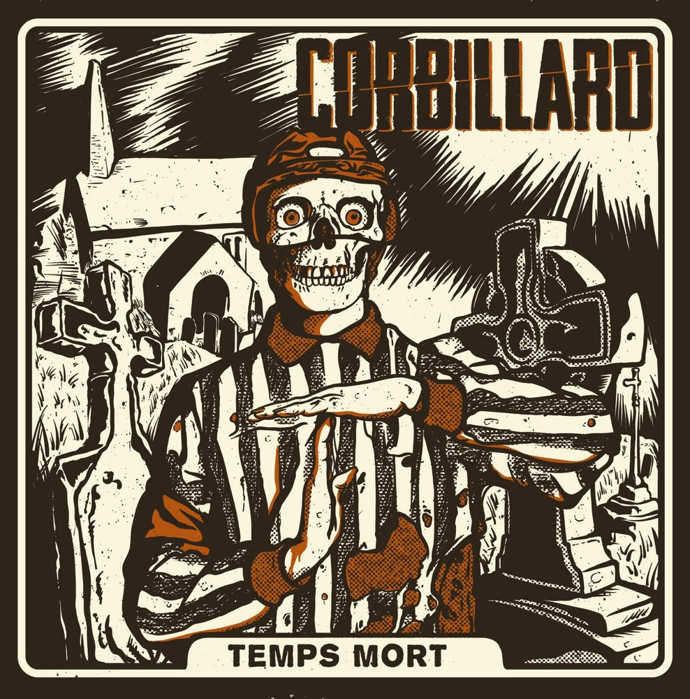 Image of Temps Mort  - LP/CD