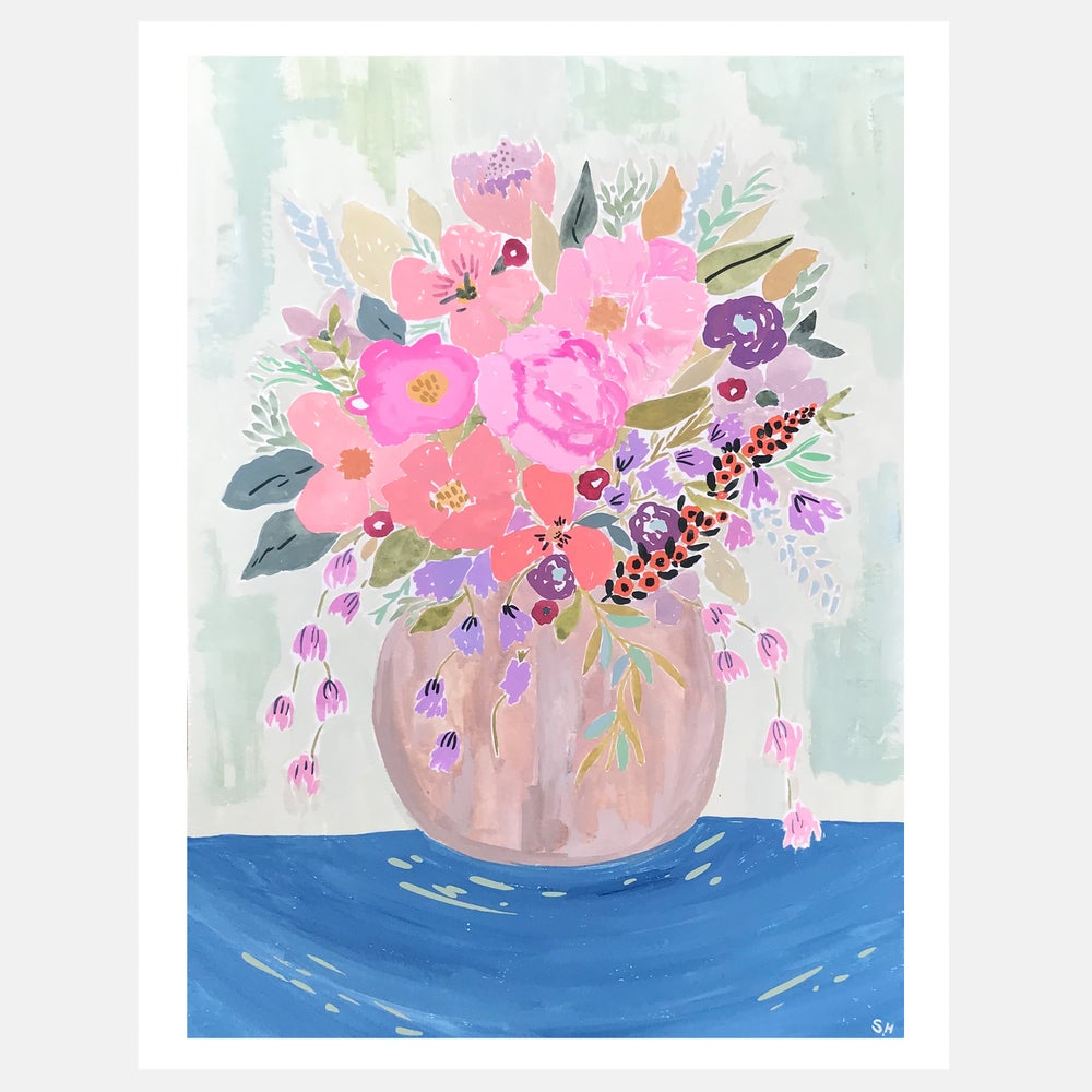 Image of Summer Vase