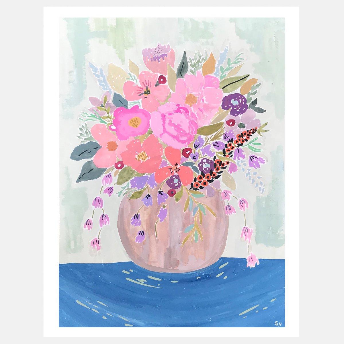 Image of Summer Vase