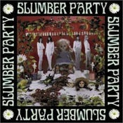 Image of SLUMBER PARTY S/T compact disc KILL ROCK STARS