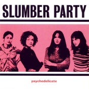 Image of SLUMBER PARTY psychedelicate compact disc KILL ROCK STARS
