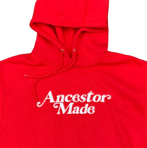 Image of Ancestor Made Hoodie - Red