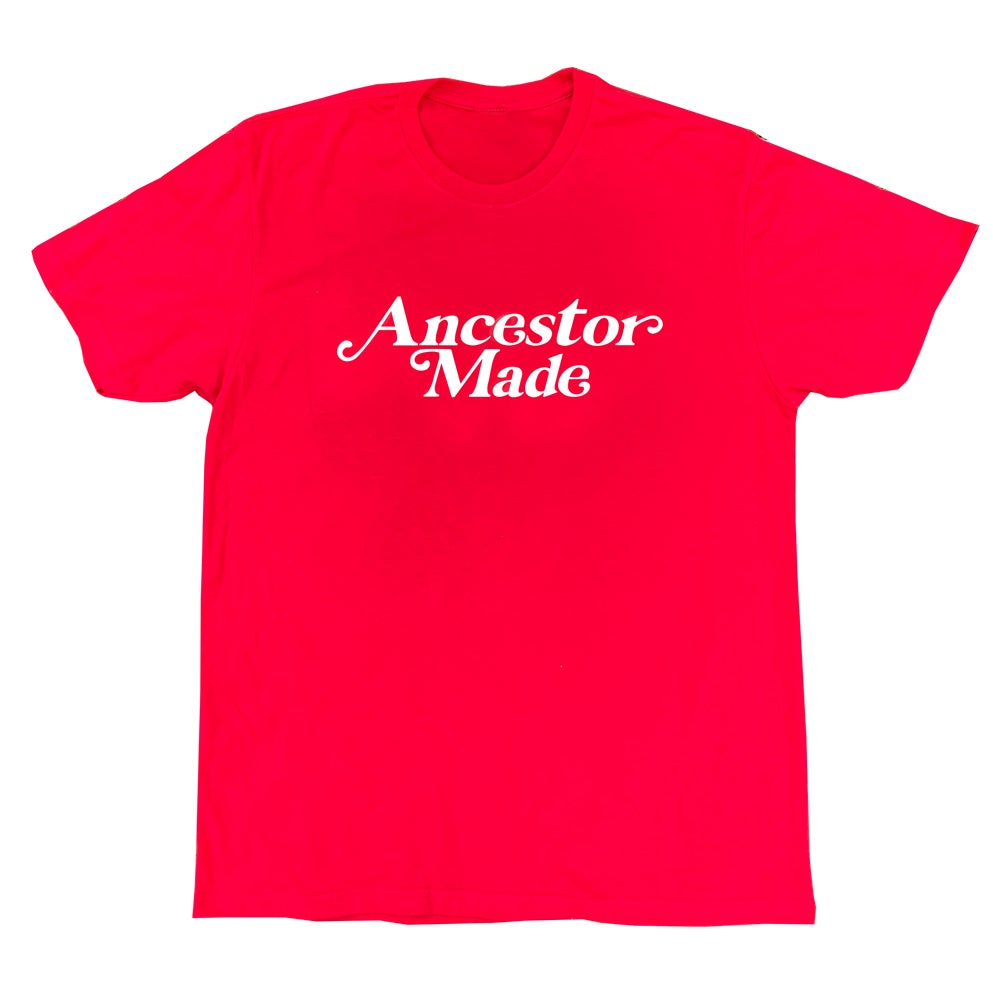 Image of Ancestor Made Tee - Red