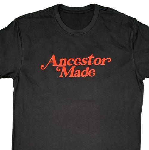 Image of Ancestor Made Tee - Black