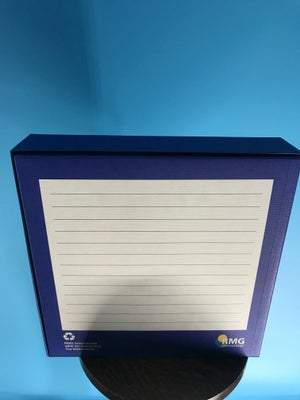 "Image of RMG 900 Studio Master 10.5"" x 2"" RTM BASF EMTEC MULANN PYRAL Official Box New"