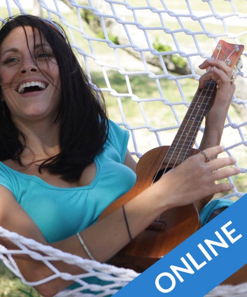 Image of Online Beginner Intensive Ukulele for Adults & Young Adults