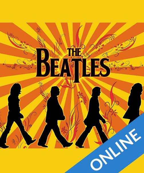 Image of The Beatles Online Ukulele Class