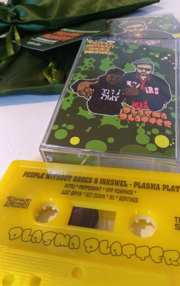 Image of Plasma Platter Cassette