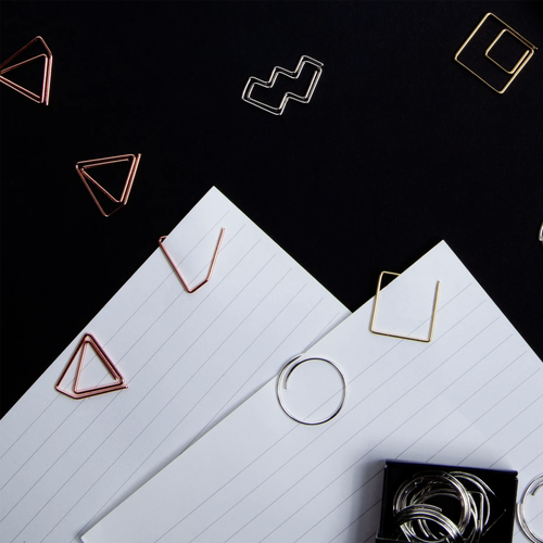 Image of PYRAMID Paper Clips