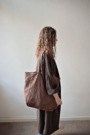 Image of Linen Tote Bag