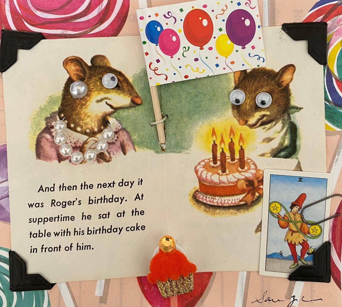 Roger's Birthday