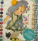 Image 1 of flower girl birthday