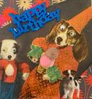 Image 1 of Wizard dog birthday
