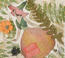 Image 1 of Pumpkin girl birthday