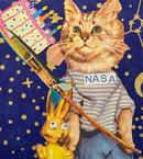 Image 1 of NASA birthday