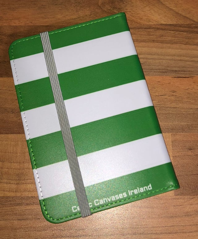 Tommy Burns Passport Cover