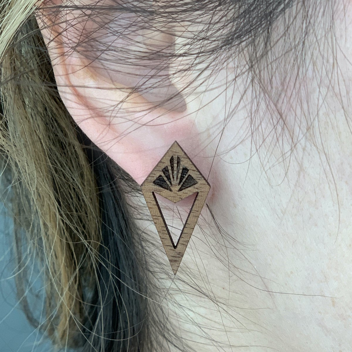 Image of Deco Earring