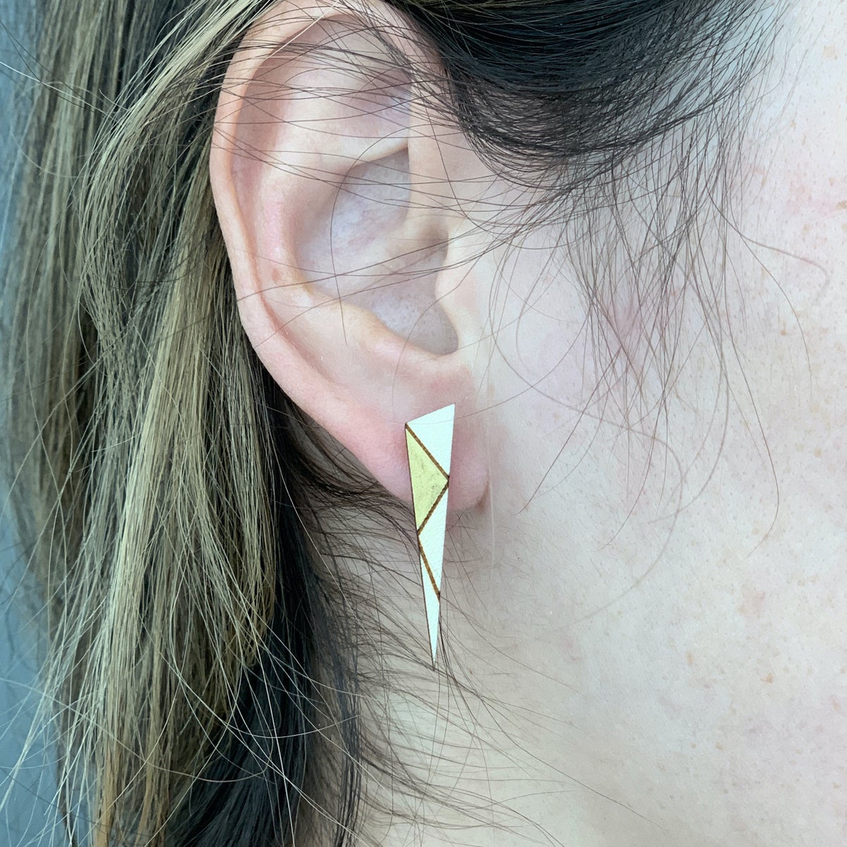 Image of Strike Earrings