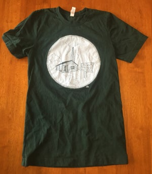 Cabin Logo Shirts (Navy/Green/Black/Magenta)