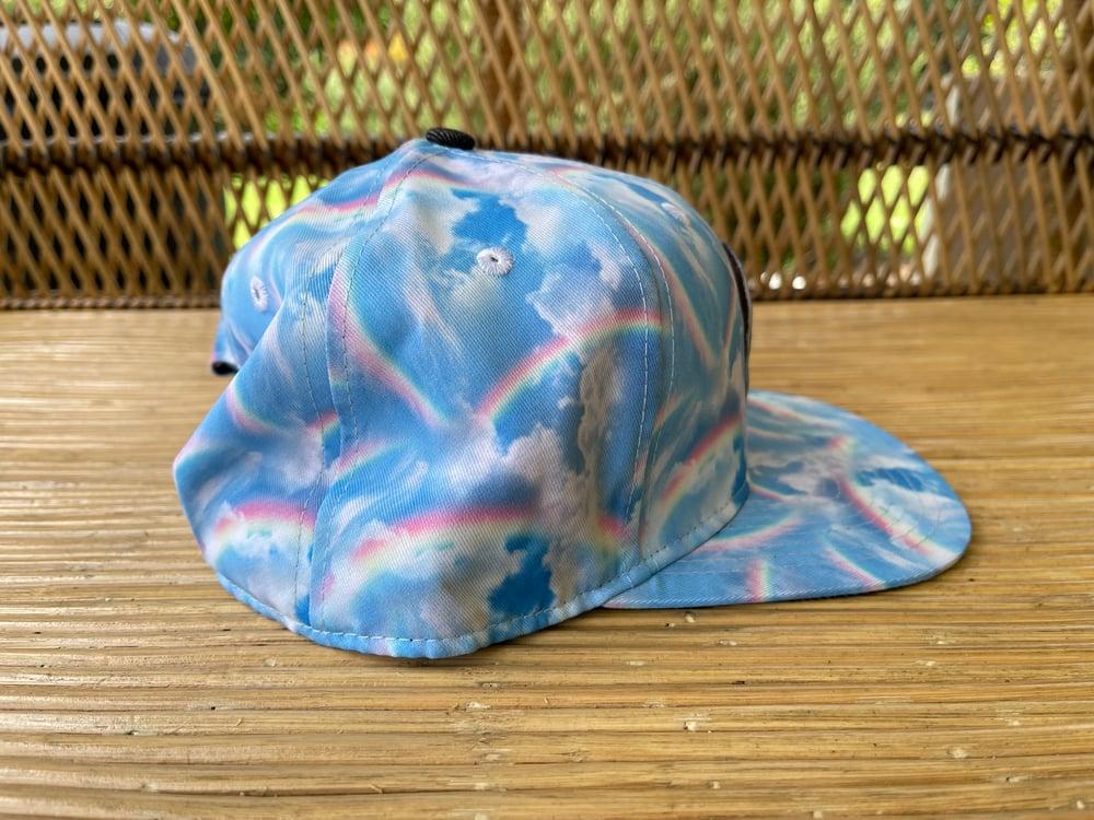 Rainbow Shave Ice Hat