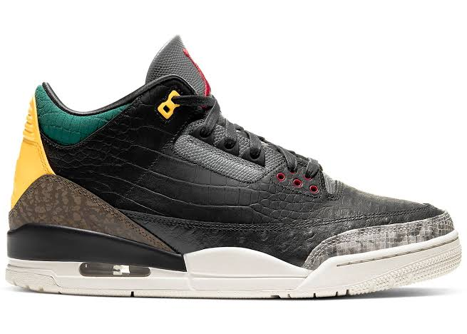 Image of Jordan 3 Animal Instinct 2.0