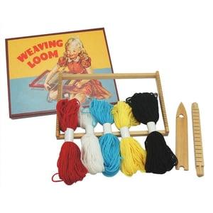 Image of Retro Children's Weaving Loom