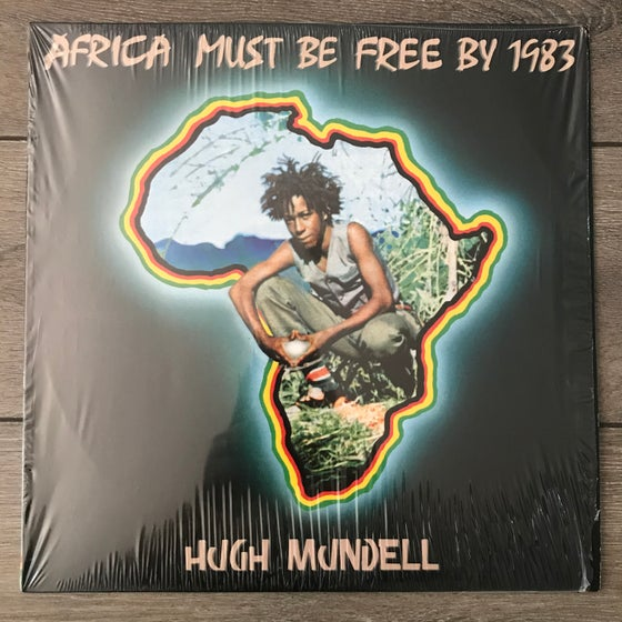 Image of Hugh Mundell - Africa Must Be Free By 1983 Vinyl LP
