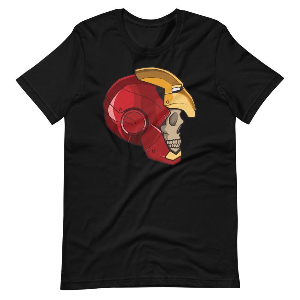 Image of Iron Skull Tee - unisex