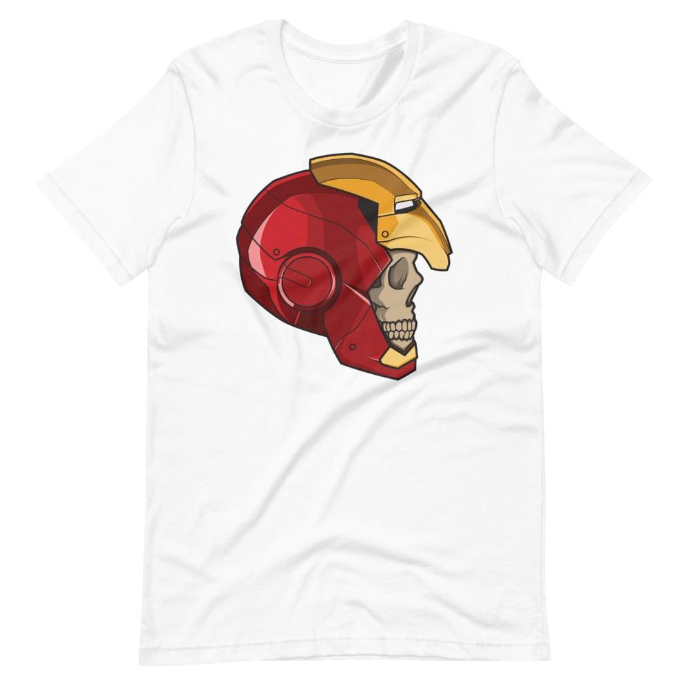 Iron Skull Tee - unisex