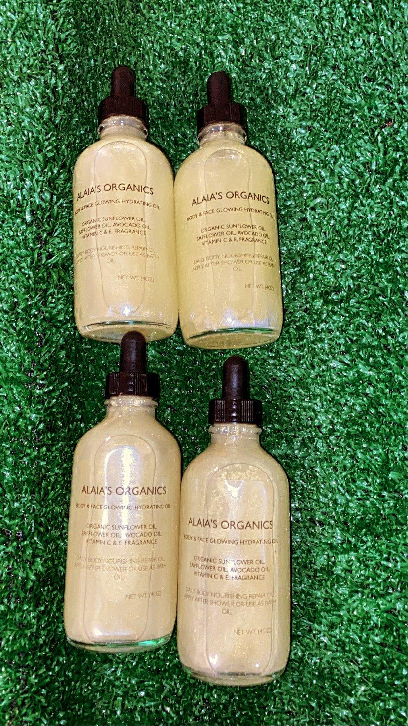 Image of Mango Madness Glow Body Oil