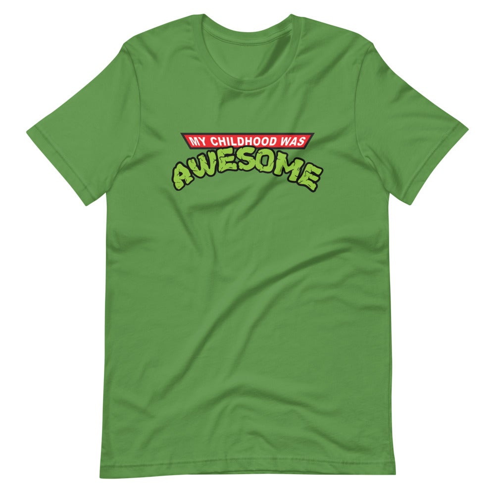 My Childhood Was Awesome Tee - unisex