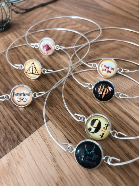 Image of Bracelet illustration Harry Potter