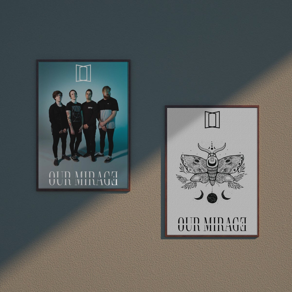 Our Mirage - Poster - Double Sided - A3
