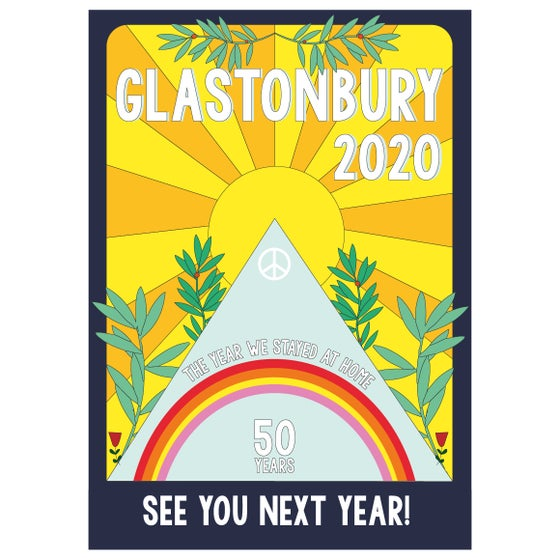 Image of The Year We Stayed at Home | Glastonbury 2020