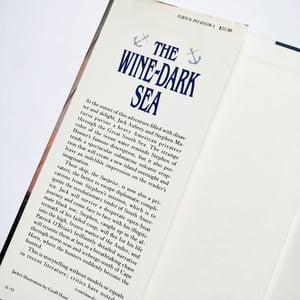Patrick O'Brian - The Wine-Dark Sea - 1st Edition