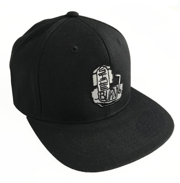 Image of Engine Snapback Cap - BLACK