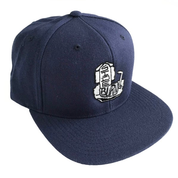 Image of Engine Snapback Cap - BLUE