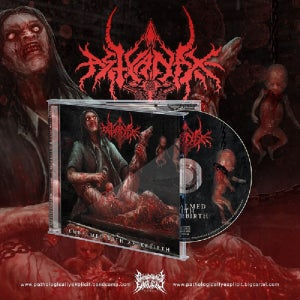 Image of ASTYANAX-EMBALMED WITH...CD