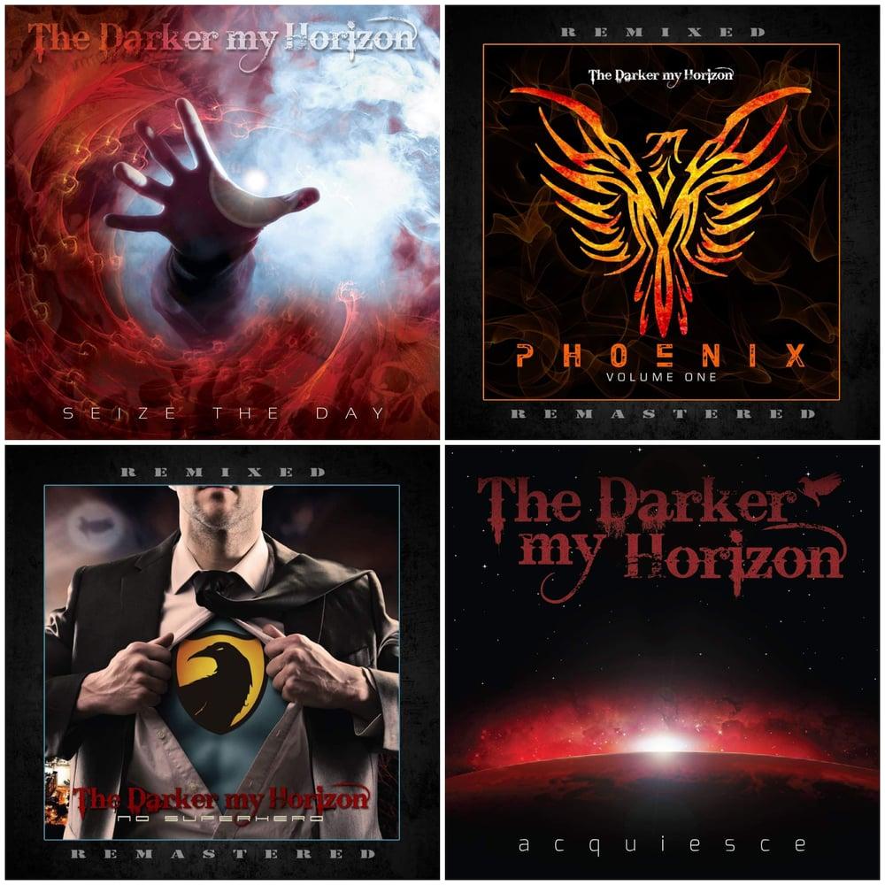 Image of CD & MP3 bundles