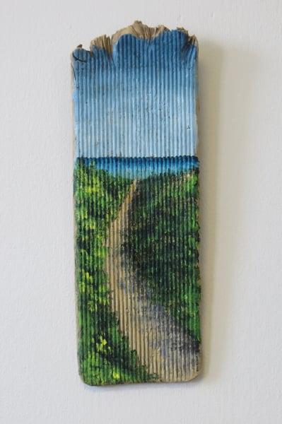 Image of Coastal Path Driftwood