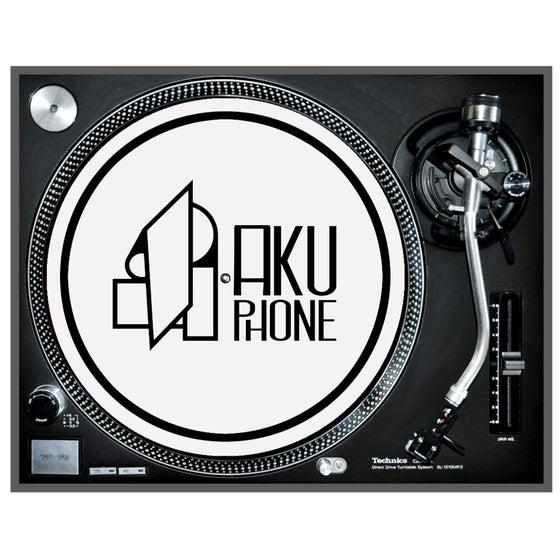 Image of Akuphone's Official Slipmat