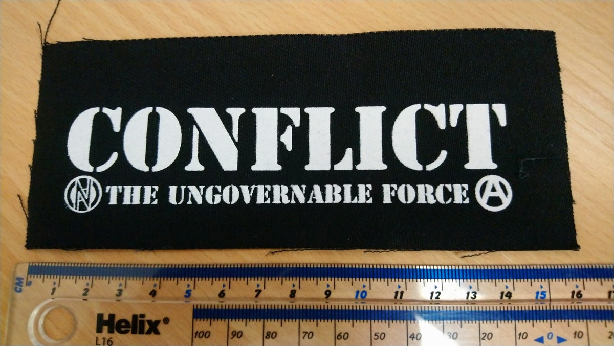 Image of Conflict Ungovernable Force Patch