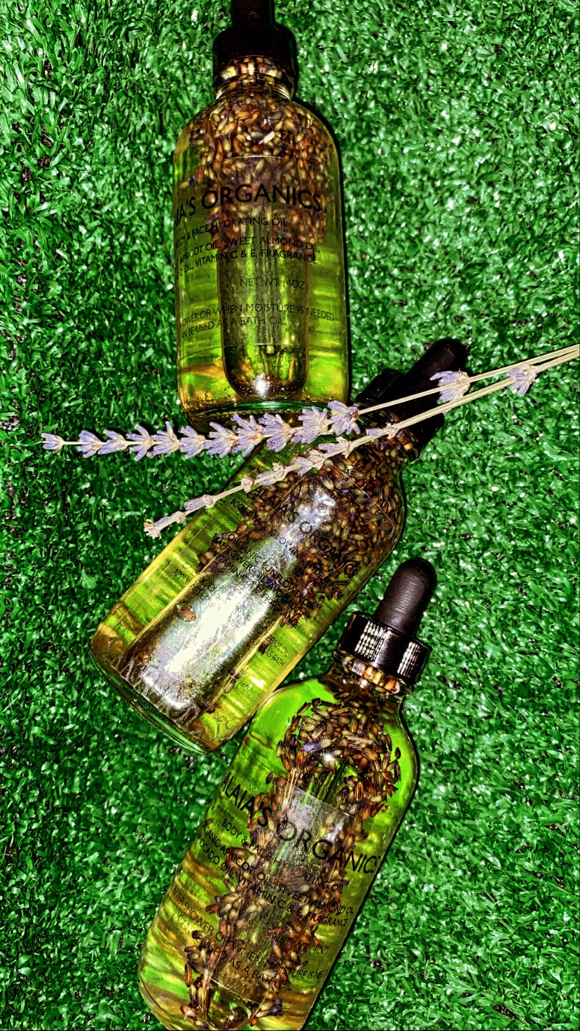 Image of Lavender Body Oil