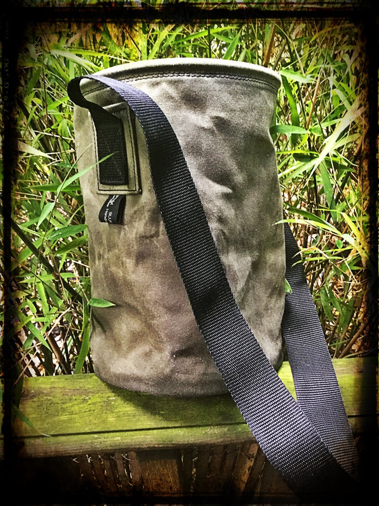 Image of Collapsible Canvas Bucket
