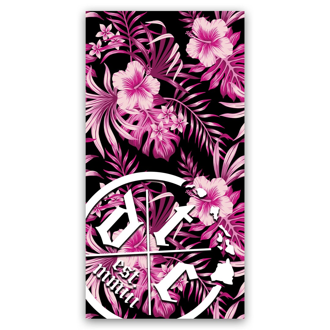 TDC Pua Beach Towel