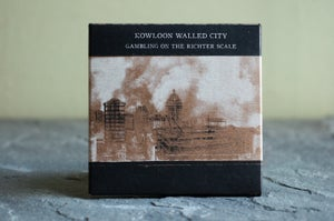 "Image of KOWLOON WALLED CITY ""Gambling On The Richter Scale"" CD (PMM027)"