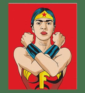 Image of Wonder Frida