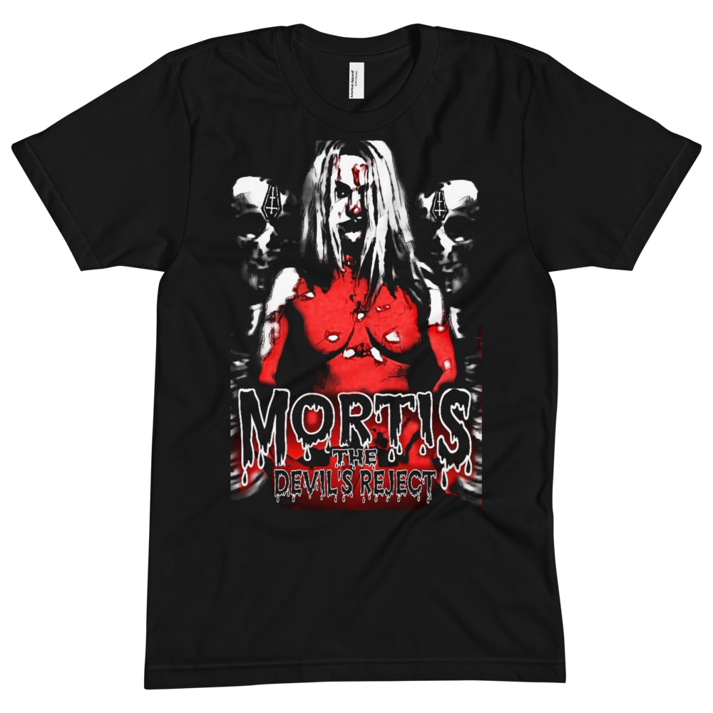 Image of Mortis the Devils Reject Tee 1