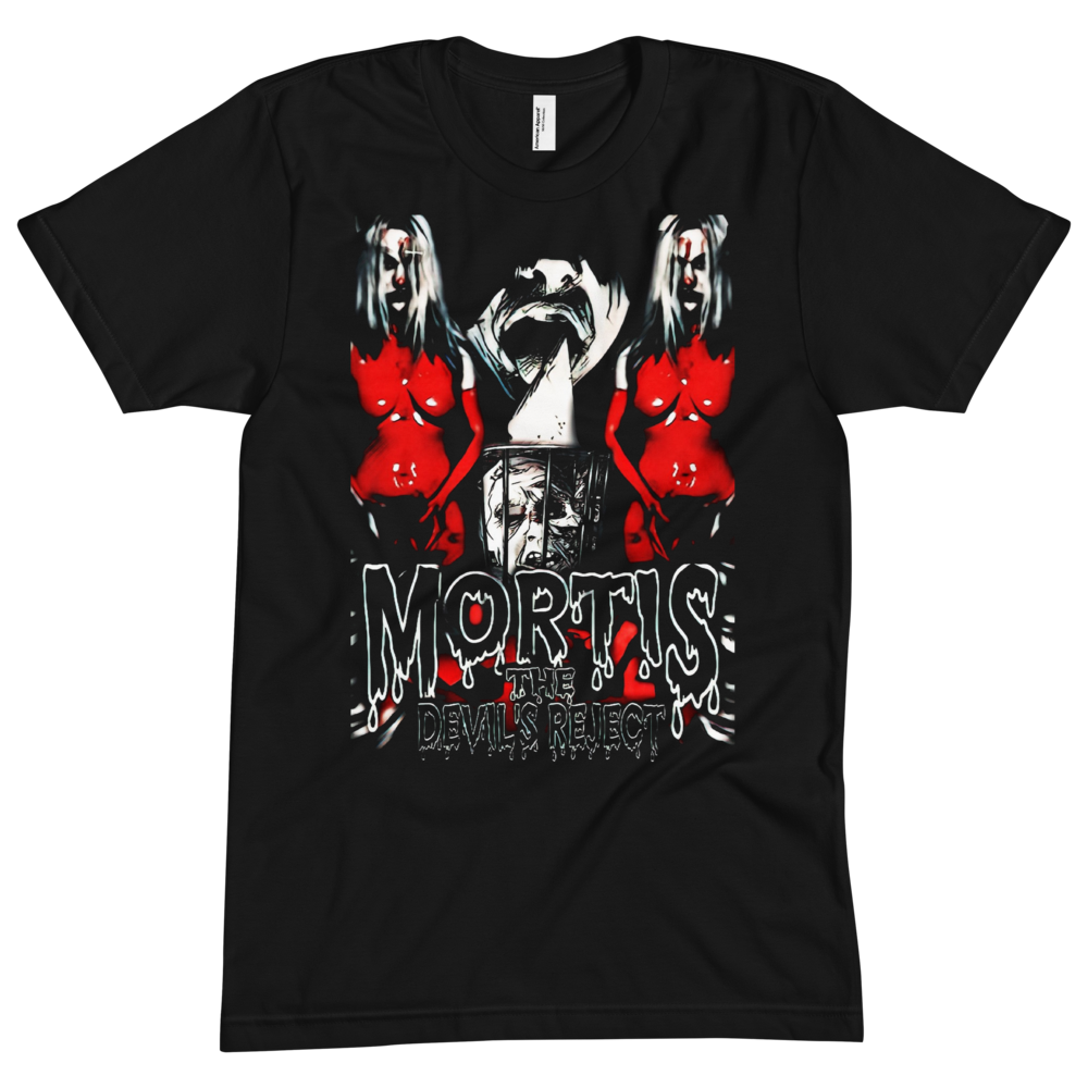 Image of Mortis the Devils Reject Tee 2